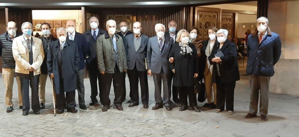 Solemne funeral por todos los cofrades difuntos